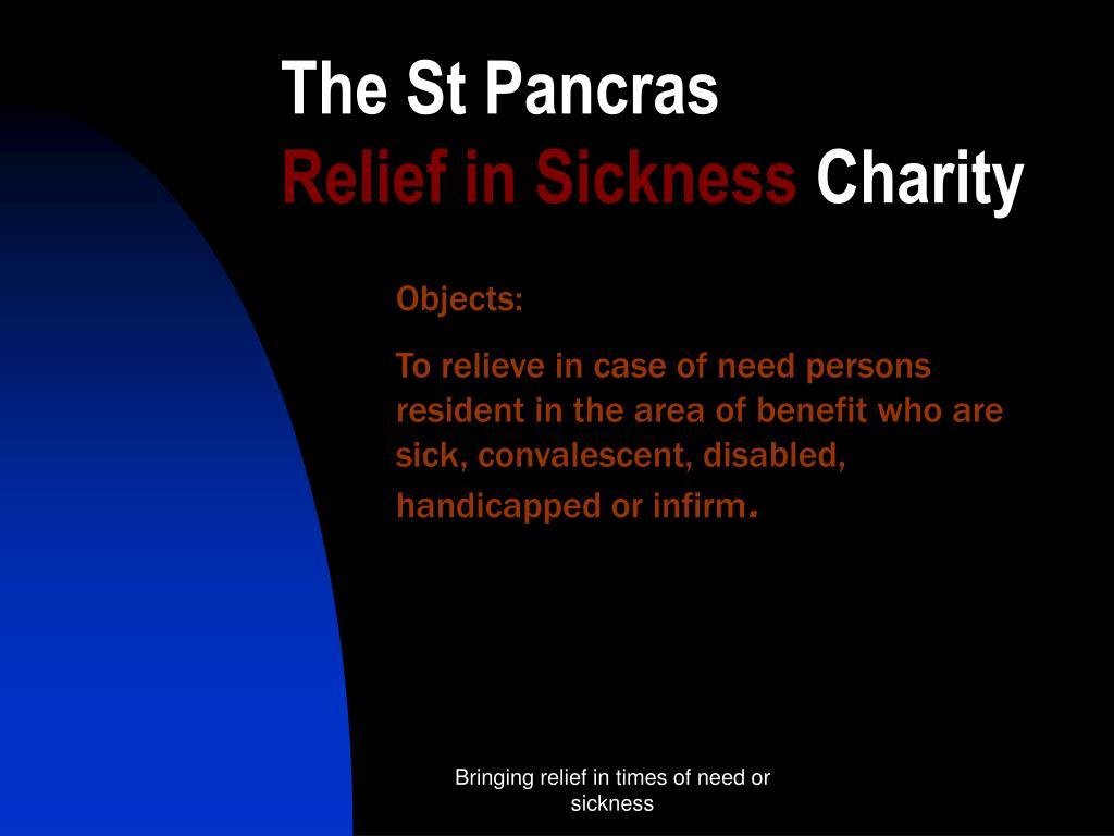 The St Pancras
