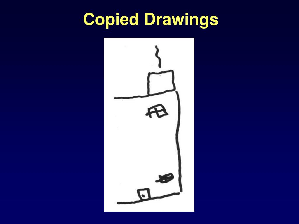 Copied Drawings