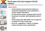 the product life cycle support plcs initiative