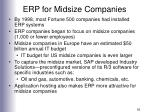 erp for midsize companies