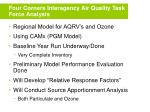 four corners interagency air quality task force analysis
