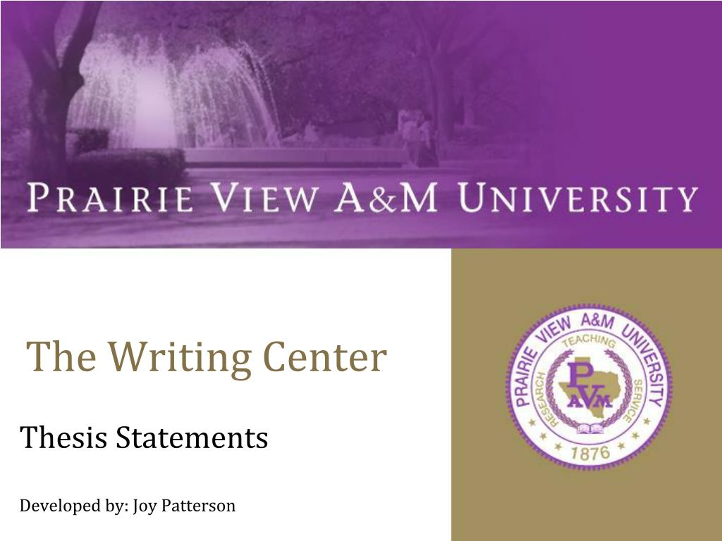the writing center l.