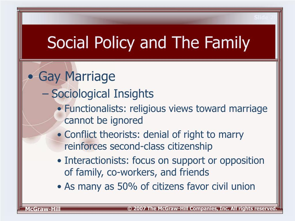 same sex marriage symbolic interactionism theory in Hereford