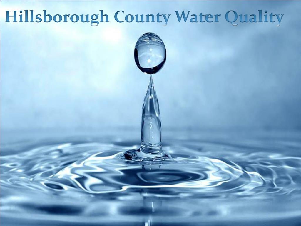 Hillsborough County Water Quality