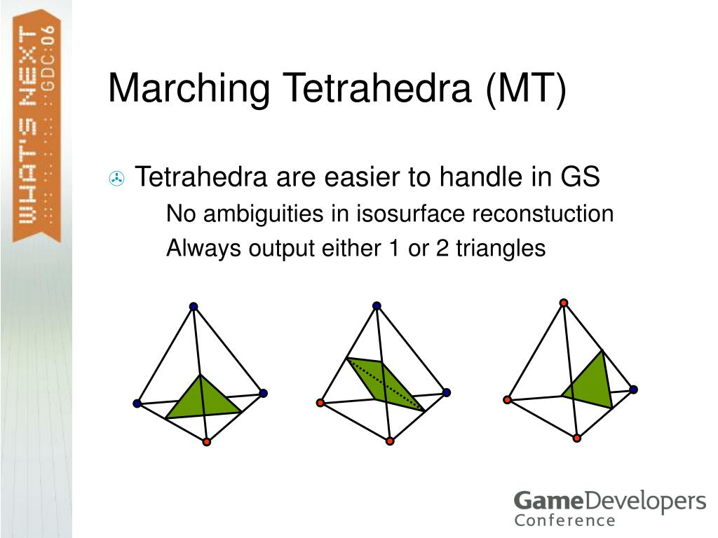 Marching Tetrahedra (MT)