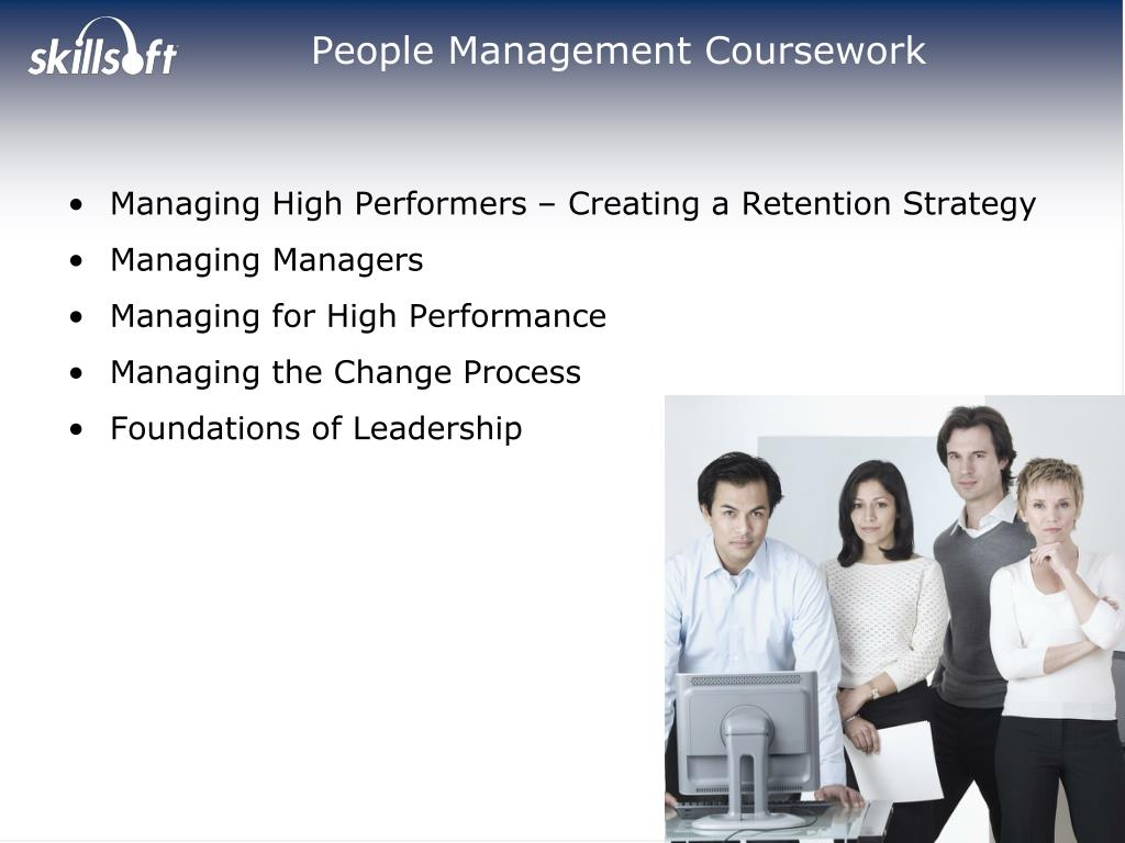 People Management Coursework