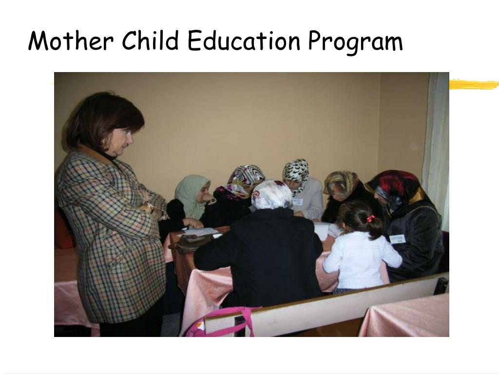Mother Child Education Program