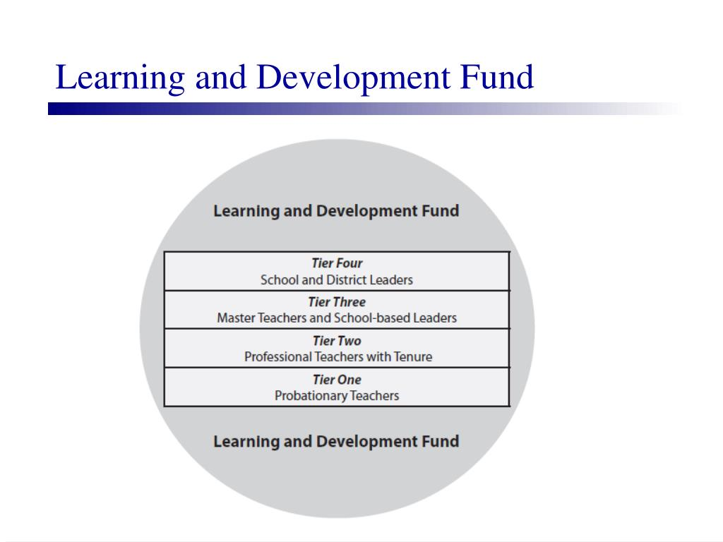 Learning and Development Fund