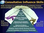 consultative influence skills
