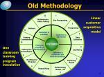 old methodology