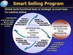 smart selling program