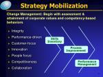 strategy mobilization