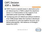 cafc decision ksr v teleflex20