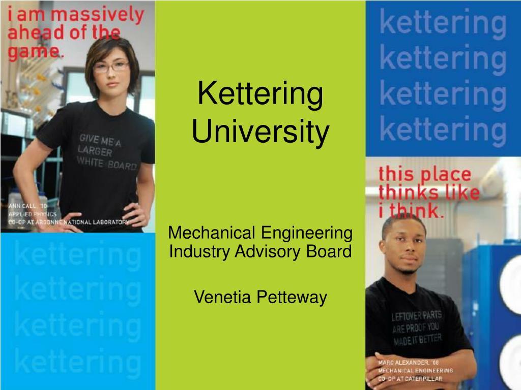 kettering university l.