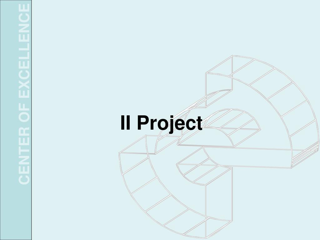 II Project