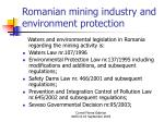 romanian mining industry and environment protection7