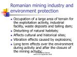 romanian mining industry and environment protection9