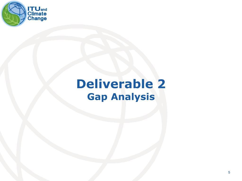 Deliverable 2