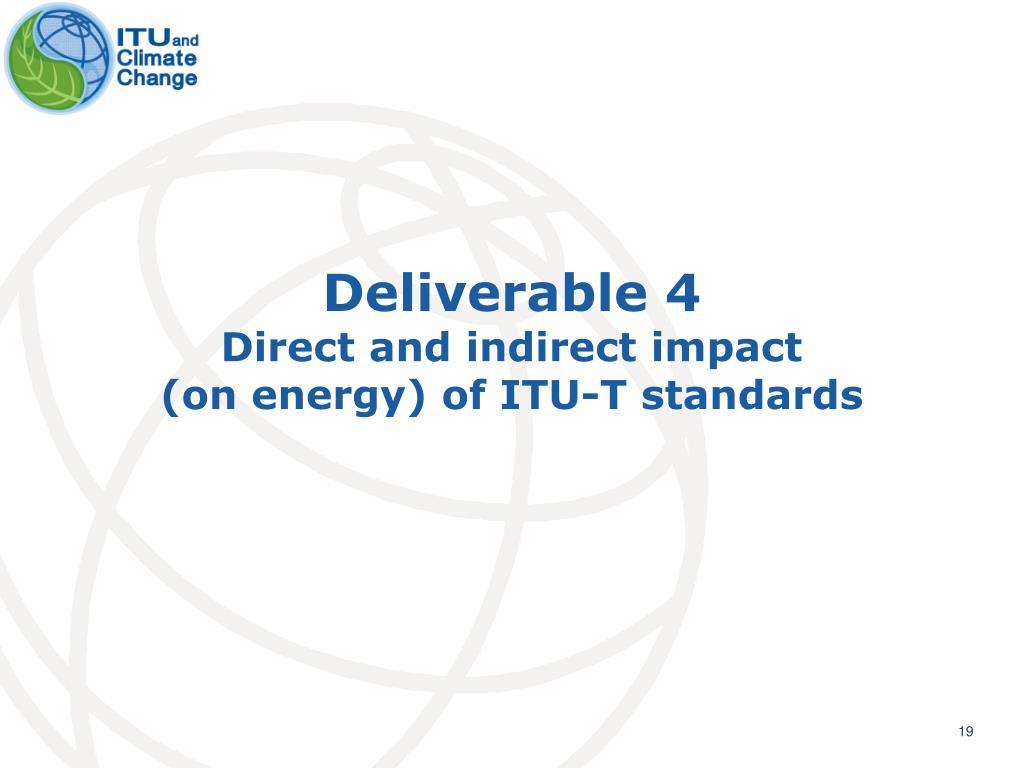 Deliverable 4