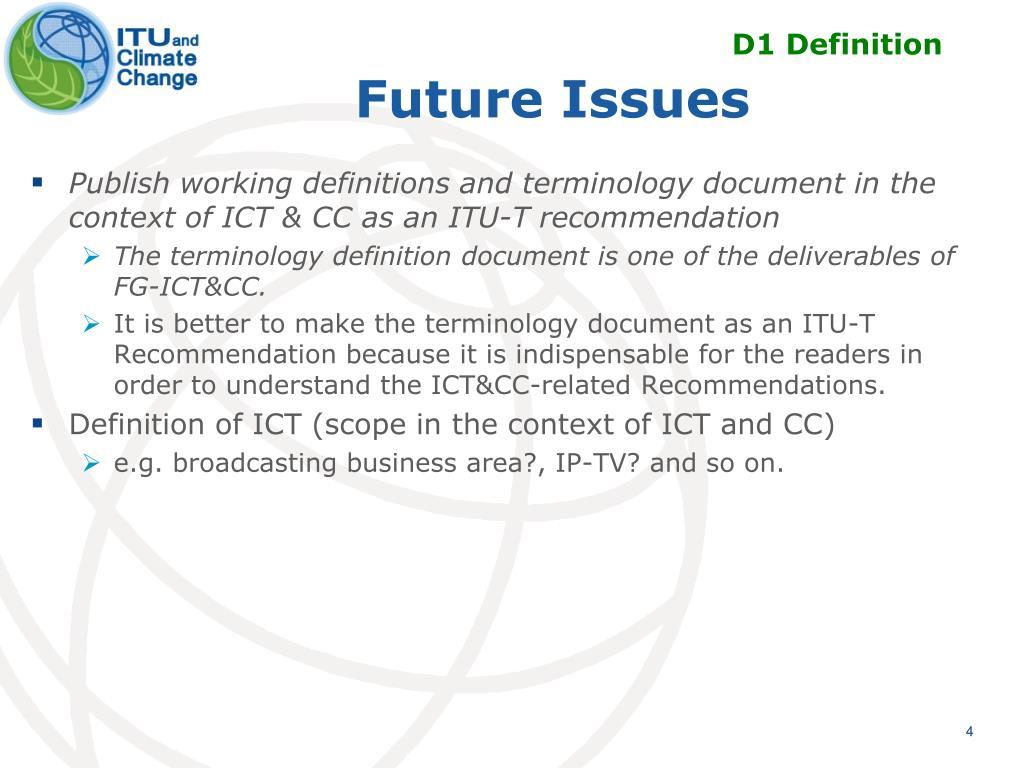 D1 Definition