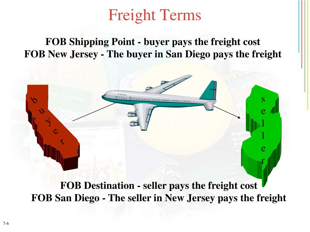 Freight Terms
