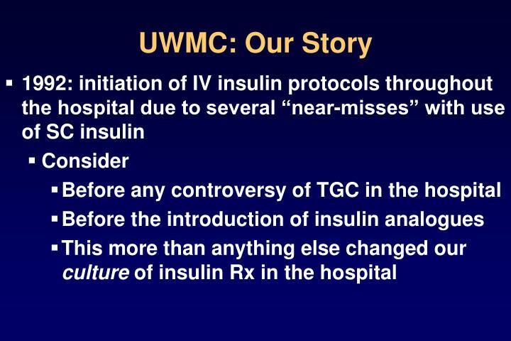UWMC: Our Story