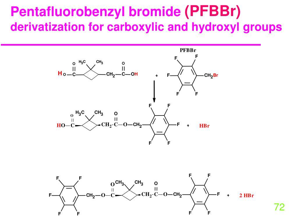 Pentafluorobenzyl bromide