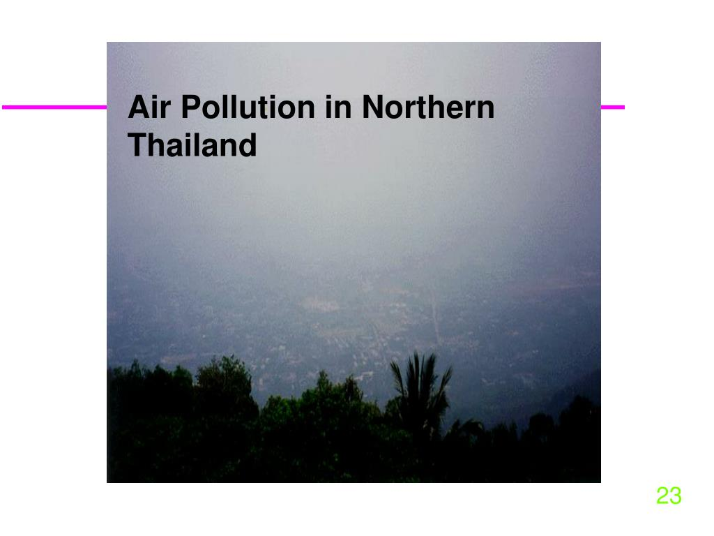 Air Pollution in Northern