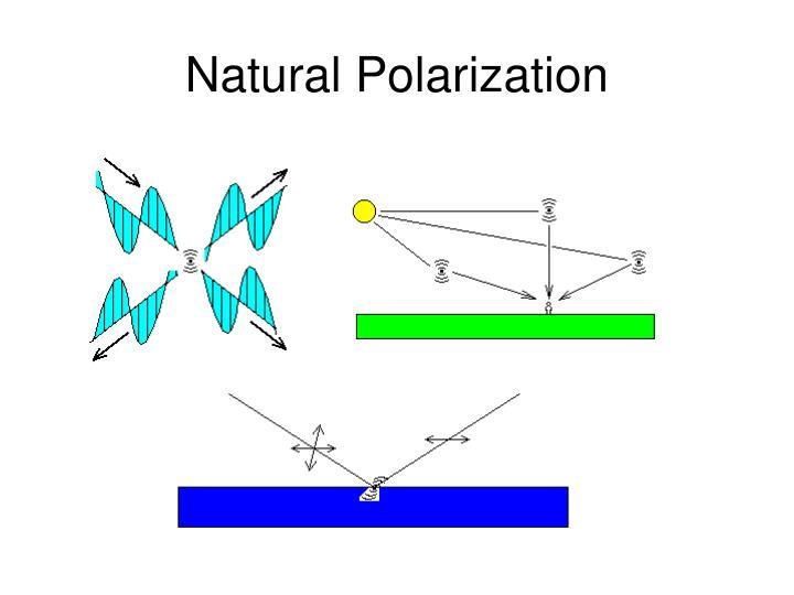 Natural Polarization