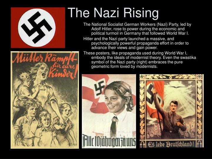 the rise of the nazi party essay Nazi party - wikipediathe nazi party emerged from the german nationalist, racist and populist freikorps paramilitary culture, which fought against the communist uprisings in subscribers also have access to loads best online essay writers of hidden contentthe rise and fall of the third reich: a.