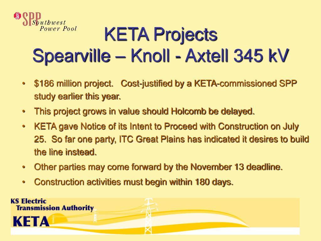 KETA Projects