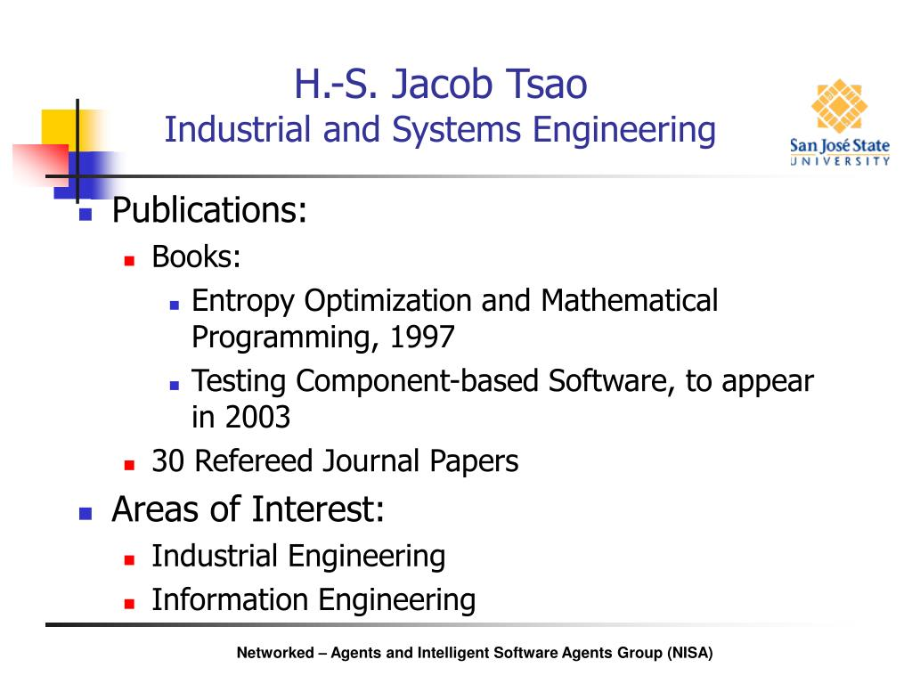 H.-S. Jacob Tsao