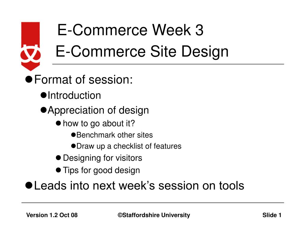e commerce site design l.