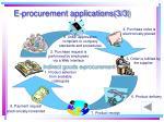 e procurement applications 3 3