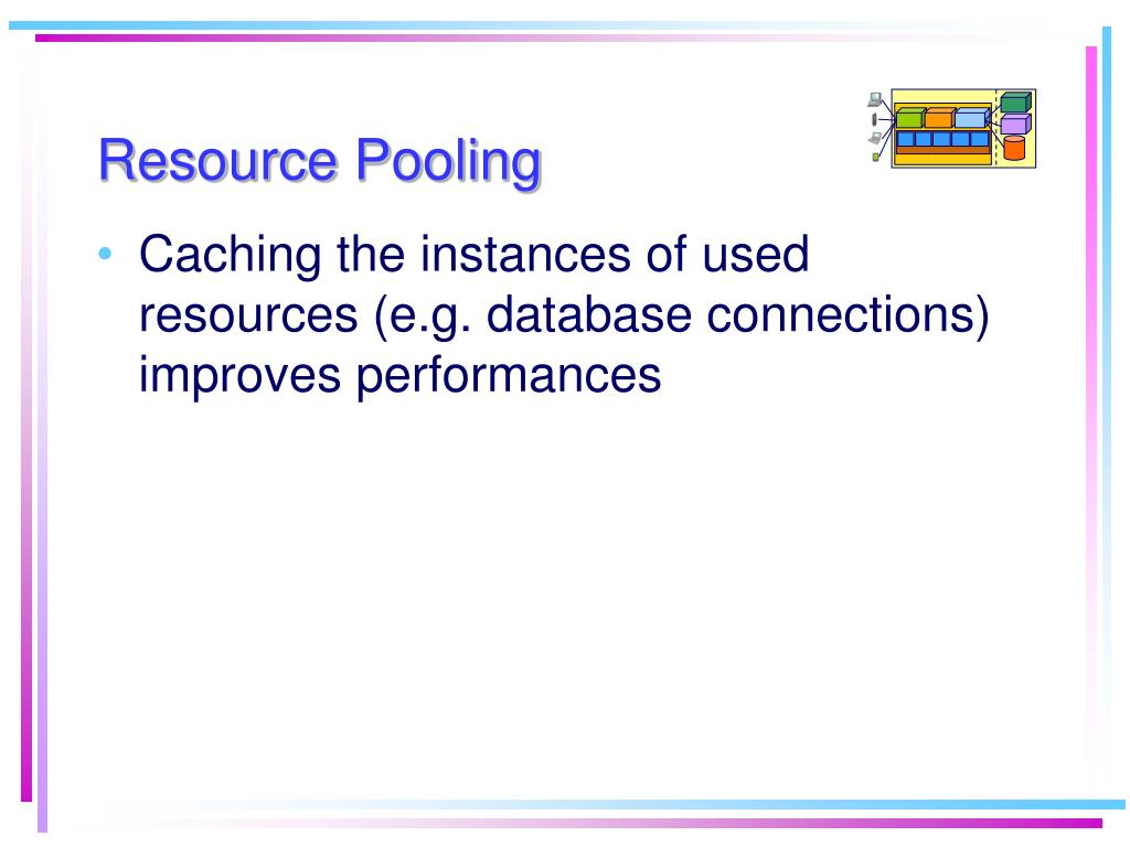 Resource Pooling
