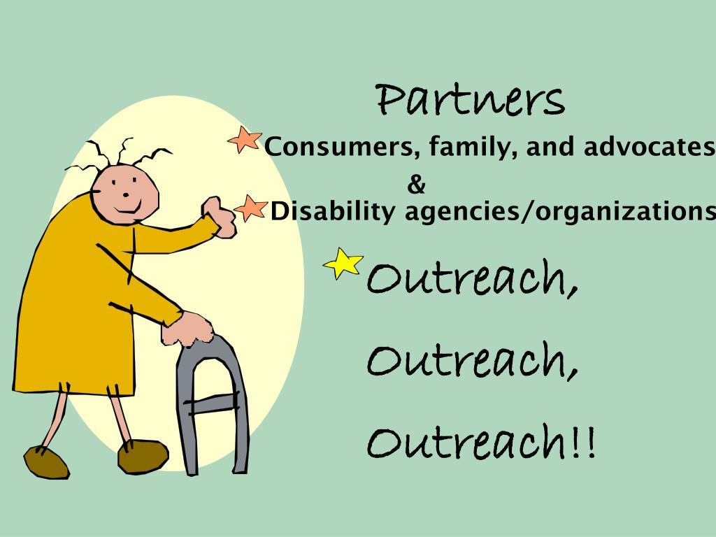 Outreach,