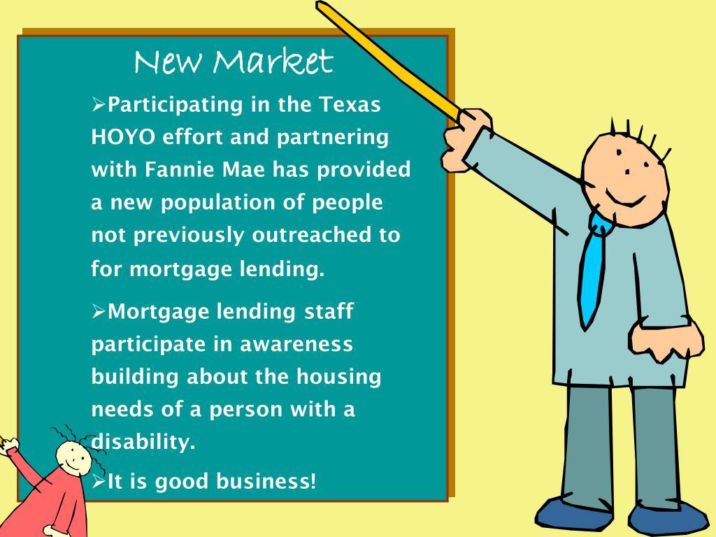 New Market