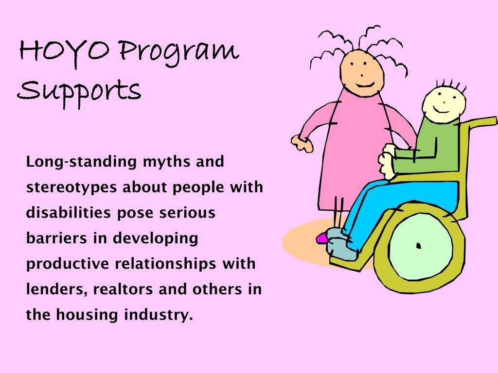 HOYO Program Supports