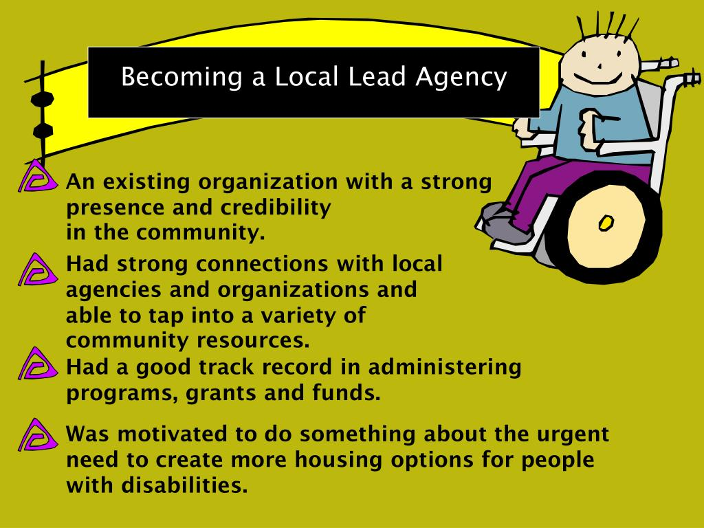 Had strong connections with local agencies and organizations and able to tap into a variety of community resources.