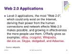 web 2 0 applications