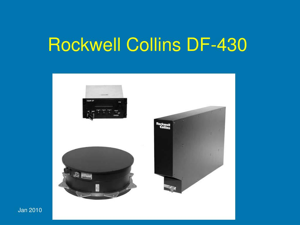 Rockwell Collins DF-430