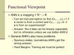 functional viewpoint