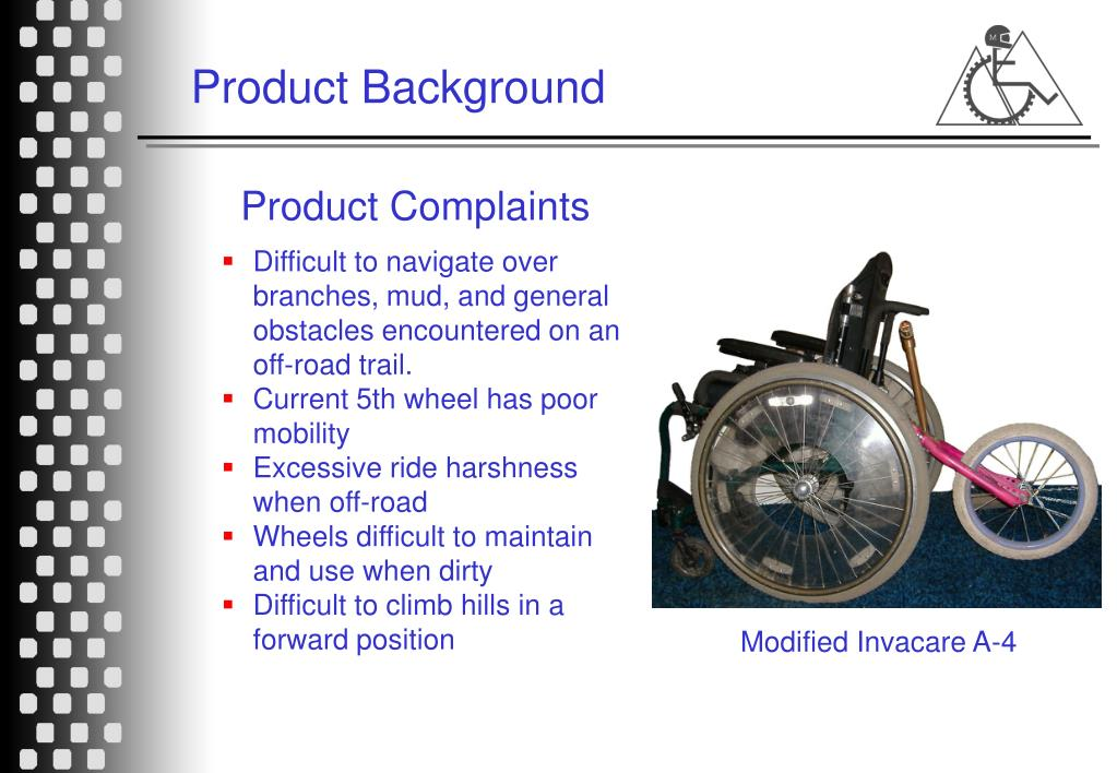 Product Background