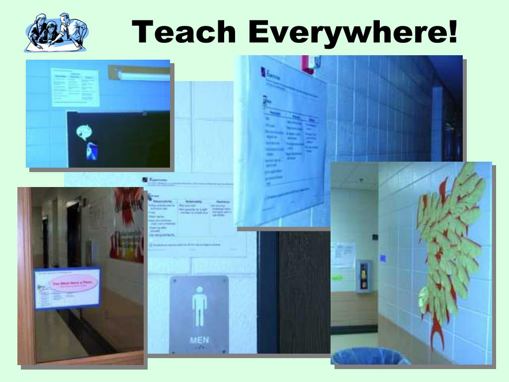 Teach Everywhere!