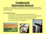 clubbenefits nationwide network