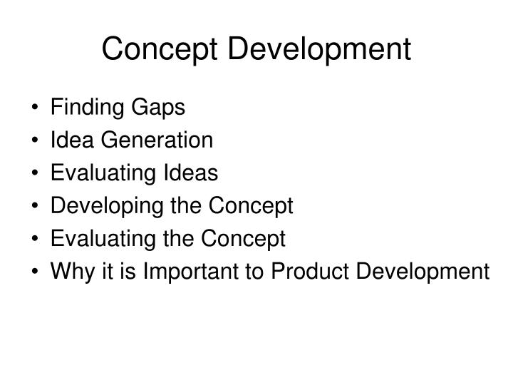 Concept development2