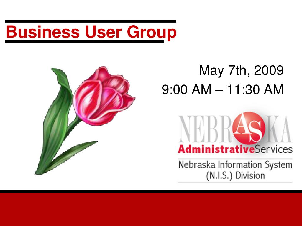 business user group l.