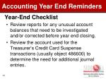 year end checklist31