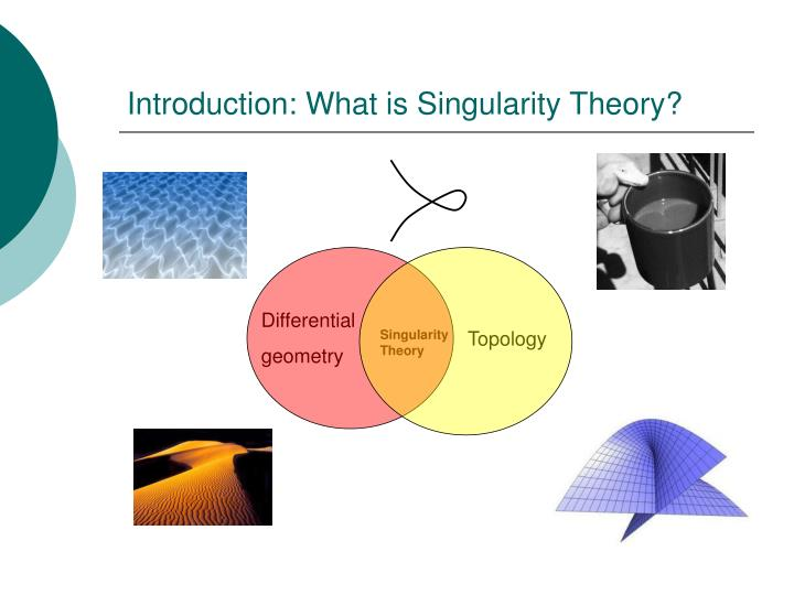 Introduction what is singularity theory