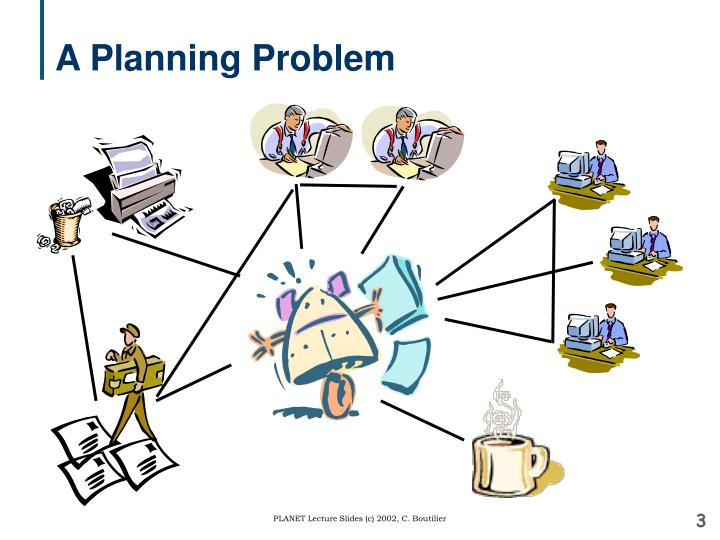 A planning problem